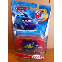 Cars Dj Color Changers (cambia D Color C/agua)