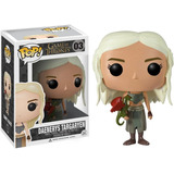 Funko Pop Game Of Thrones Daenerys Targaryen (03) Funko Pop