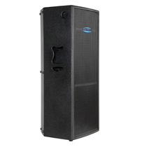Ms15 - Caixa Acústica Passiva 400w Ms 15 Dupla Preta - Sound