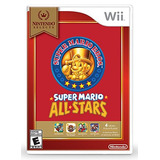 Nintendo Selects Super Mario All-stars