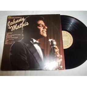 Lp Vinil - Os Grandes Sucessos De Johnny Mathis 1982