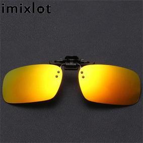 f5e04b965db41 Clipon Para Óculos De Grau Proteção Uv400 Polarizado Clip On · R  34 90