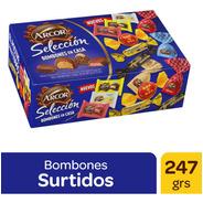 Caja Seleccion Bombones En Casa Arcor Chocolates Surtidos