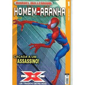Homem-aranha - Marvel Millennium - Do N.o 1 Ao 15