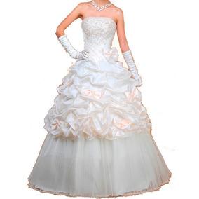 Vestido De Debutante 40 Princesa - Pronta Entrega - Vn00214