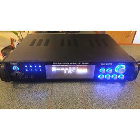 Planta Power Amplificador Sonido Pyle Pro De 2000 Watts