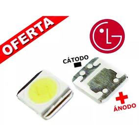 Led 3528 Smd 6 Voltios Repuesto Barra De Television Avago