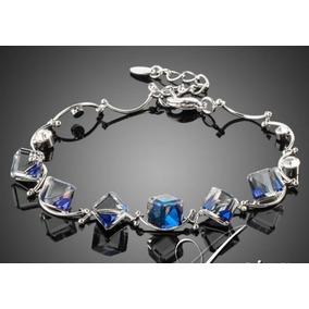 Lindo Diamante Azul Brilhante Com - Joias e Relógios no Mercado ... 791992aeca