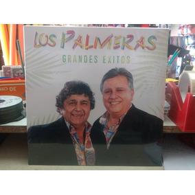 Vinilo Lp Los Palmeras Grandes Exitos 2017