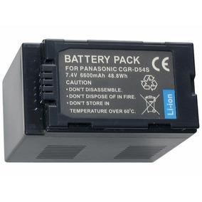 Bateria Recargable Cgr-d54 Video Camara Panasonic Nv-ds77