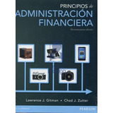 Principios De Administración Financiera / Gitman / Pearson