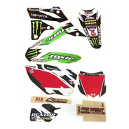 Kit Calcos Grafica Toxic Kawasaki Kxf 450 13/15 Outlet