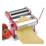 Maquina Para Pastas Casera Acero Inox Maker / Cupoclick