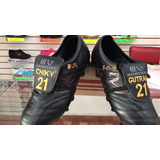 Zapato Manriquez Total Negro Personalizado