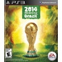 Fifa 14 World Cup Brazil - Ps3 - Mercadolider Easy Games