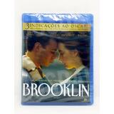 Blu Ray Brooklin Oscar Novo Lacrado Dub/leg Envio Carta Reg