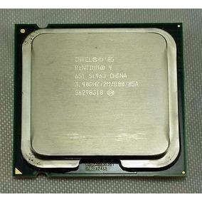 Procesadores Pentium 4 3.40ghz 2 Megas De Cache Socket 775