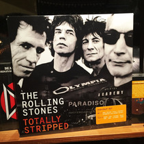 The Rolling Stones Totally Stripped Edicion 2 Vinilos + Dvd