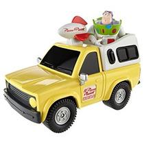 Juguete Toy Story Y Tire Pizza Planet Vehículo De Go Zumbid