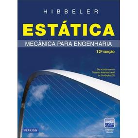 Hibbeler-estática 12ªed. + Resoluções (e-book)-pdf