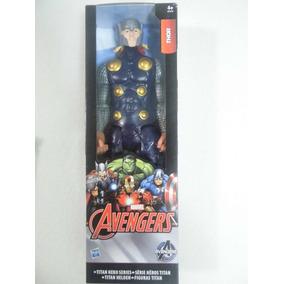 Muñeco Figura De Accion Thor 30 Cm Original Hasbro