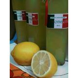 Lemoncello Artesanal. Super Oferta!
