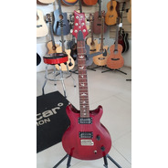 Guitarra Prs Se Carlos Santana Standard - Vintage Cherry