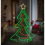 Arbol De Navidad Led Neon