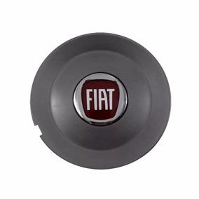 Calota Centro Roda Fiat Bravo Fumê