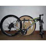 Bicicleta Foxter R29- Mountain Mtb 24 Velocidades- Shimano