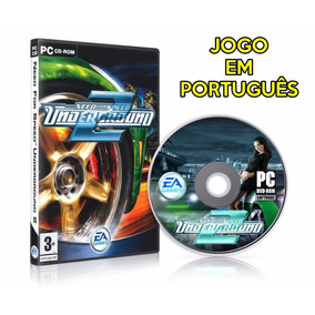 Pc Game - Need For Speed Underground 2 - Corrida Tuning