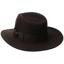 Sombrero Hombre Indiana Jones Negro