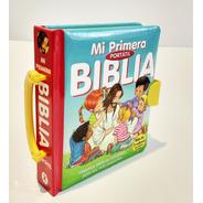 Biblia Con Manija Mi Primera Biblia Portatil Para Niños
