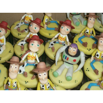Souvenirs Toy Story Frasco Golosinero Wodyy Y Buzz.