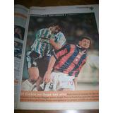 Diario Ole 6/4/1997 - Gimnasia Jujuy 2 San Lorenzo 1 / Cagna