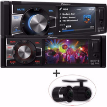 Dvd Player Pioneer Dvh-8880avbt Usb Tela 3,5