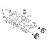Retentor Traseiro Motor Volvo S40/s60/v40/v70 - 9443310