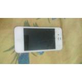 Iphone 4 Com Tela Frontal E Traseira Quebrada