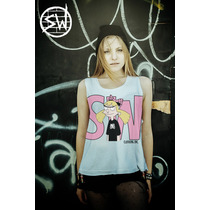 Musculosa Mujer Helga Pataki Hey Arnold,unicas! Soul Warrior