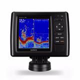 Gps/sonar Garmin 52dv/cv Chirp Rev Autorizada 1 Ano Garantia