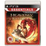 Heavenly Sword Ps3 Playstation 3 Nuevo Y Sellado Videojuego