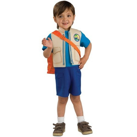 Go, Diego, Go! Sensaciones De Halloween Costume Niño Diego