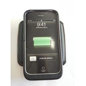 Funda Cargador (power Mat Wireless Charging) Iphone 3g, 3gs