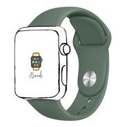 Pulseira Ibands Esportiva Várias Cores Para Apple Watch