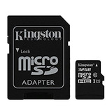 Tarjeta Memoria Micro Sd Hc 32gb Clase 4 Kingston Sandisk