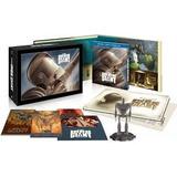 Blu-ray O Gigante De Ferro Gift Set Dublado Colecionador