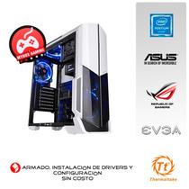 Pc Gamer Pentium G4560 / 8gb Ram / Asus Strix Rx470 4gb