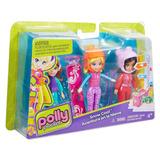 Polly Pocket Aventura En La Nieve