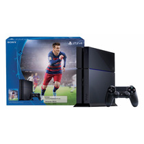 Consola Playstation 4 500gb Con Cámara + Fifa16