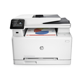 Impresora Mfp Hp Color Laser Pro M277dw B3q11a